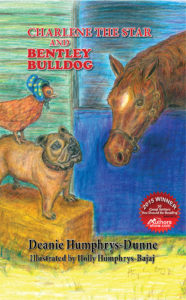 Charlene the Star and Bentley Bulldog book cover