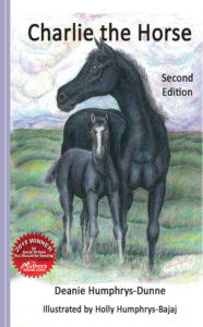 Charlie The Horse book cover